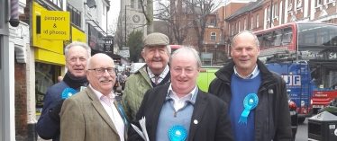 Copers Copes Conservative Team