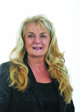 Cllr. Christine Harris