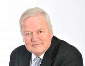Bob Stewart, MP for the Beckenham Constituency